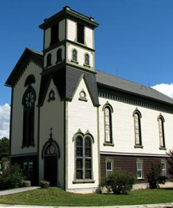 Brandon United Methodist Church - Brandon Vermont