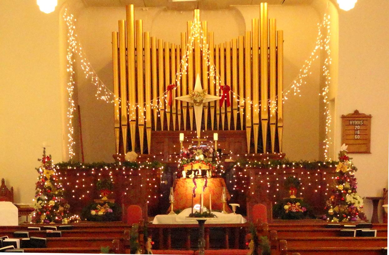 Christmas At Brandon United Methodist